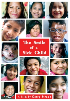 The Smile of a Sick Child DVD JACKET
